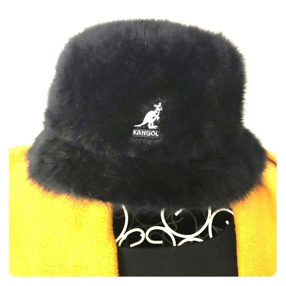 4e95775245981 Kangol Accessories - Kangol Furry bucket hat